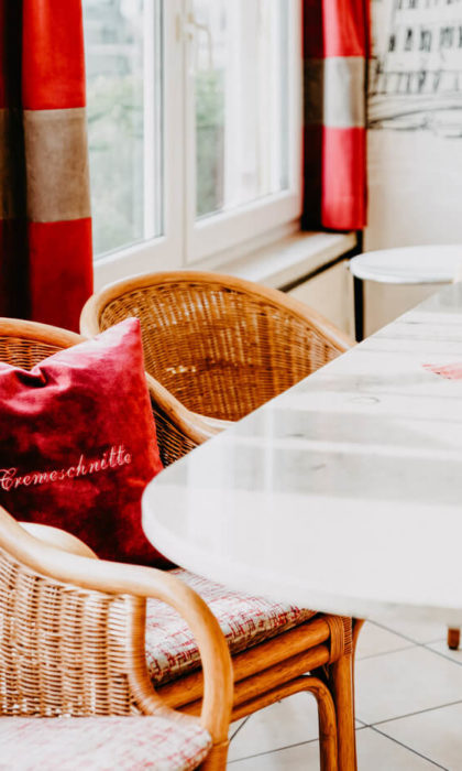 Braun – Cafe Konditorei, Marbach an der Donau